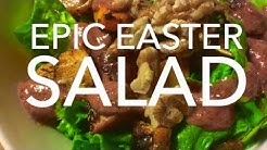 EPIC EASTER SALAD RECIPE