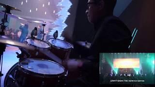 Gambar cover PERISAIKU NDC Worship cover Michael Panjaitan JCC Cijantung - David Adrianto (Drum Cam)