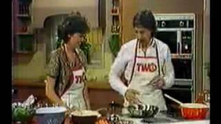 Tom Grant KATU Cooking TV segment