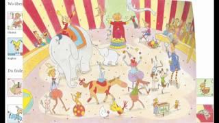 Türli & Flidari im Zirkus Band 4 / Kinder-Bilderbuch Ausschnitte