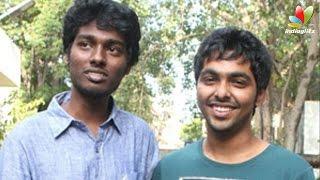 atlee upset over gv prakash kumar vijay 59 title hot tamil cinema news