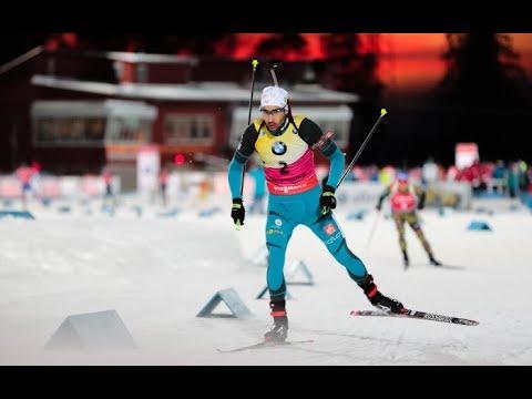 Les plus grosses attaques de Martin Fourcade (Biathlon)