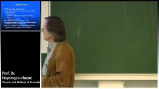 Introduction to Philosophy of Science. Lecture 1, part 1