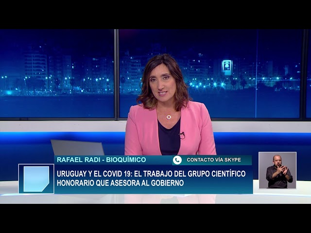 Informe Capital | Entrevista Rafael Radi