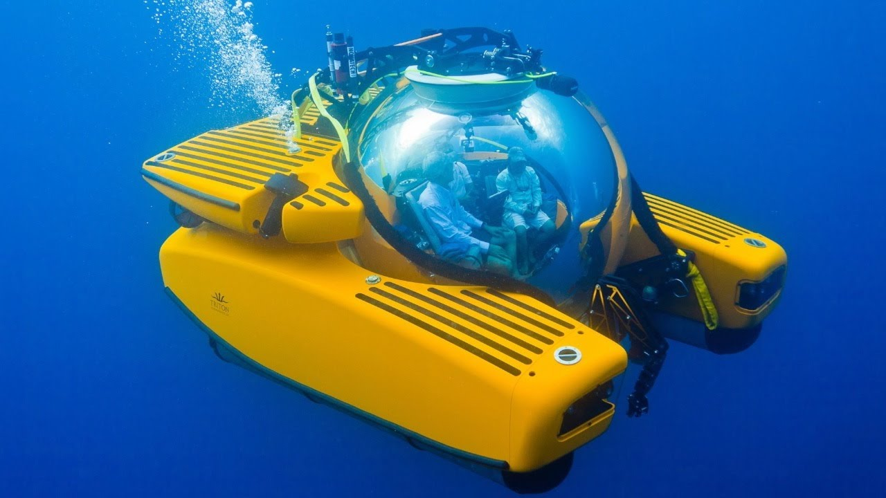 World's 10 Most Amazing Personal Submarines - YouTube