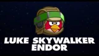 Angry Birds Star Wars 2 All the Characters