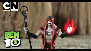 Ben 10 Toys | Only at Toys R Us | XLR8 VS Hex | Cartoon Network