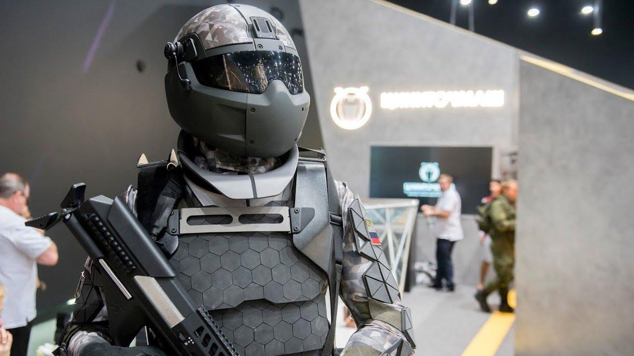 Kybernetický bojovníci 1/2. Kybernetická výzbroj.