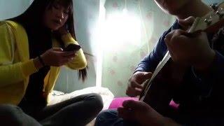 (Acoustic Guitar  Cover) Say you do - Valentine Version - Trung Quân Idol