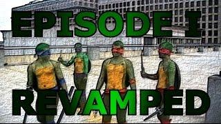 Randumb Acts-Adult Mutant Ninja Turtles [REVAMPED] Ep. I (2009)