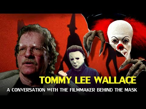 Tommy Lee Wallace - The Director Behind It, Halloween III And Michael Myers' Mask