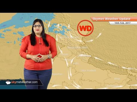 Weather Forecast for Feb 10: Pleasant weather Delhi, North India