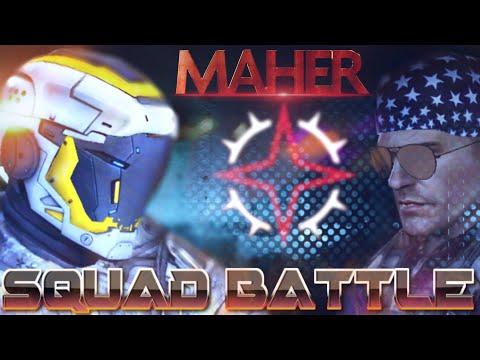 MC5 SQUAD BATTLE MORTAR VS GAMING Only Mask (MOR MAHER)