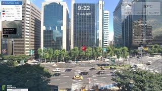 Seoul GangNam live city cam 24…