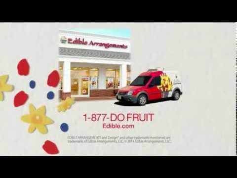 TV Commercial - Edible Arrangements - Fresh Tini Collection - Make Life A Little Sweeter