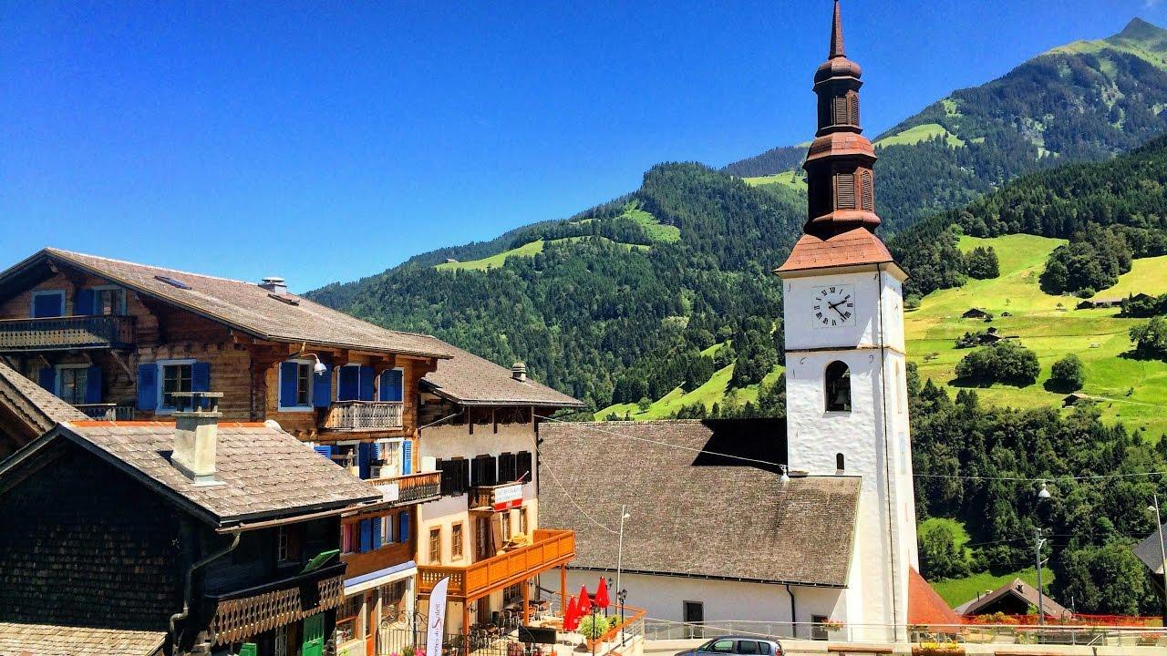 Cor des Alpes à Val-D'illiez