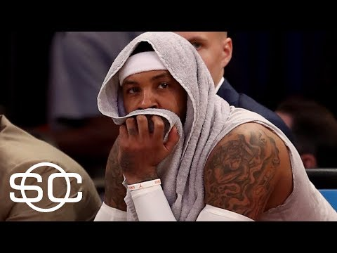 Carmelo Anthony To Rockets Would Not Be Easy   SportsCenter   ESPN