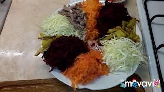 Салат Козел в огороде - полезный, вкусный, праздничный салат