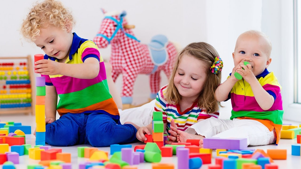 What toys should I buy a child in 2 year
