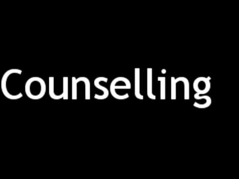 How to Pronounce Counselling