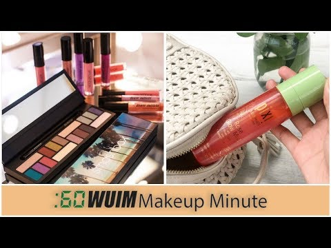 Smashbox's Winter Collection Is Here! + New Pixi Rose Glow Mist! | Makeup Minute