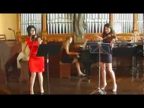 Classical Piano Trio (Females)