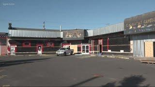 Sugar Shack strip club in NE Portland to be demolished Monday