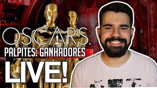 Ganhadores do Oscar 2018 - Minhas Previsões/Palpites/Apostas