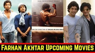 Farhan Akhtar Upcoming Movies 2020 And 2021 | Cast, Story And Release Date