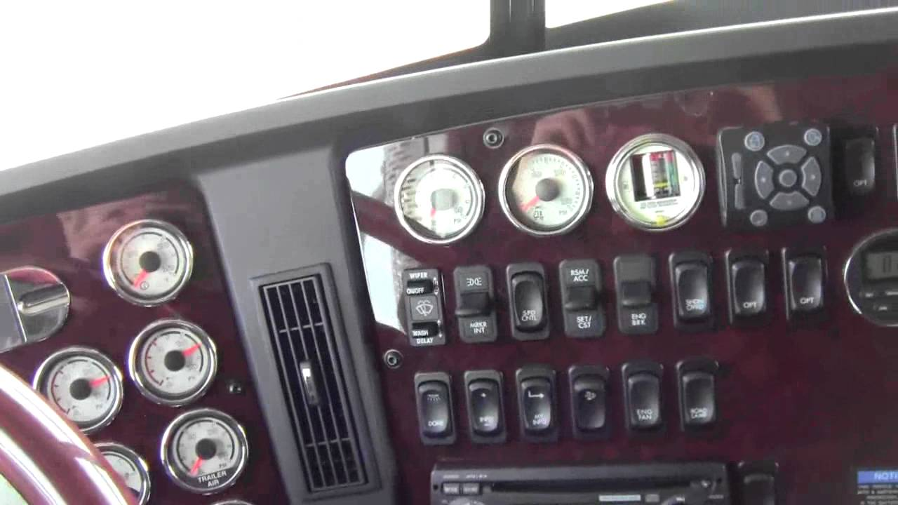 2012 Freightliner Coronado SD(12)  YouTube