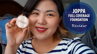 Full Coverage Mineral Foundation Review | Beauty Blossom Thumbnail