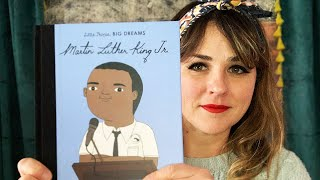 Martin Luther King Jr. 'Little People Big Dreams' - Read by Lolly Hopwood
