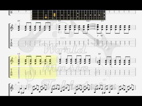 Die Toten Hosen   Pushed Again GUITAR TAB