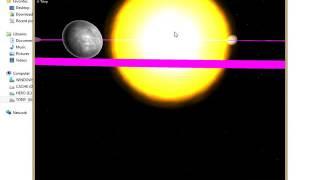 Accurealistic 3D Solar System Simulator - (demo)