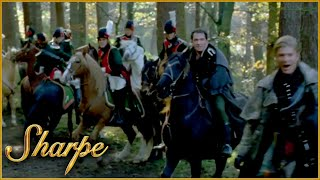 Rebels Ambush Sharpe And The Scarsdale Yeomanry | Sharpe