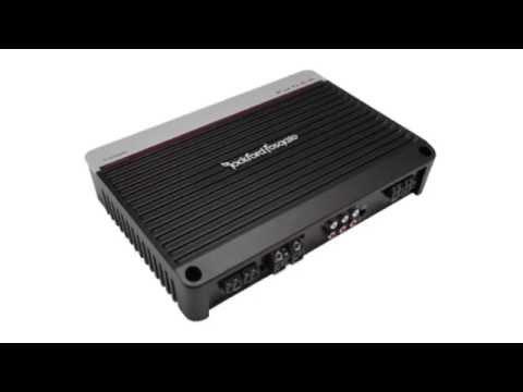 1000 Watt 4 Channel Amplifier | Rockford Fosgate P1000X4D
