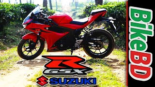 Suzuki GSX-R150 Review By Team BikeBD