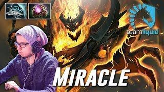 Miracle Shadow Fiend 27 kills - Dota 2 Pro MMR Gameplay