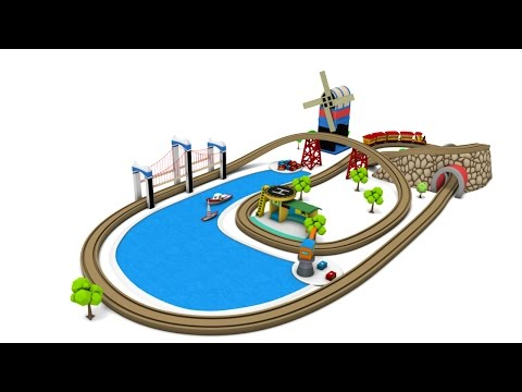 train | trains for children | cartoon | train videos | car cartoon | trains for kids | chu
