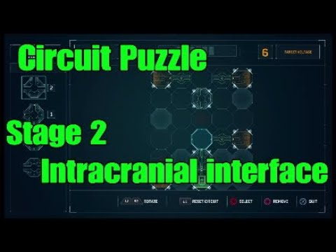 Spider Man Solve Circuit Puzzle Stage 2 Intracranial Interface Solution Guide Youtube
