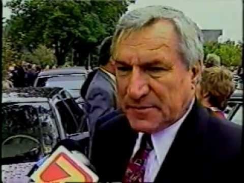 USC Gamecocks ~ Frank McGuire Funeral Service With Interviews From Players & Coaches