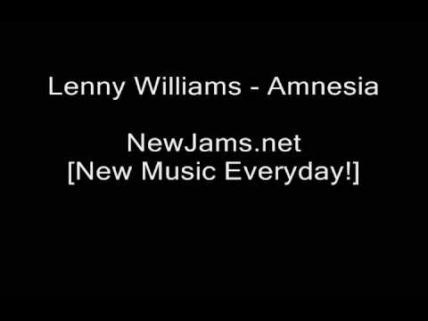 Lenny Williams - Amnesia (NEW 2009)