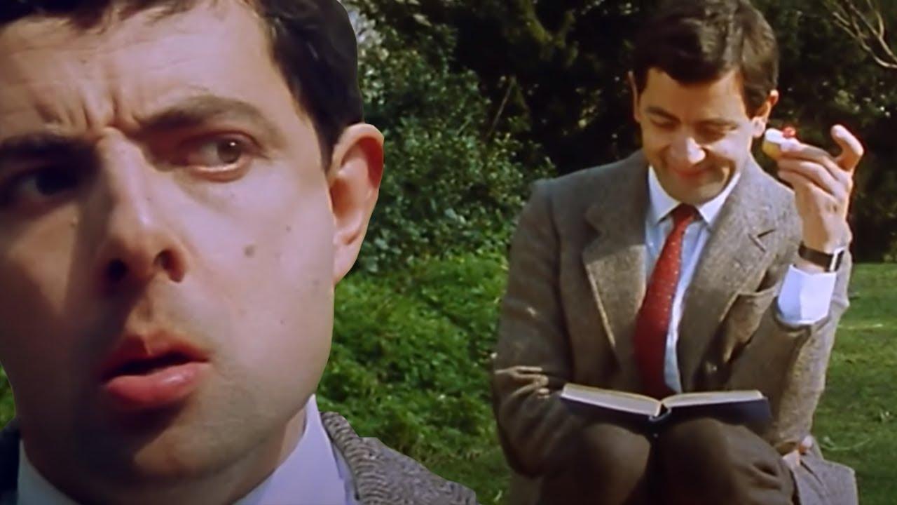 Summer Picnic with Mr Bean | Classic Mr Bean