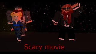 Funman and Sis Are Traped!!!   Scary Movie   Bloxburg Roblox