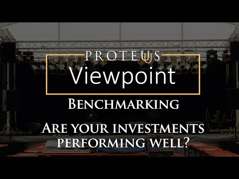 benchmarking – are