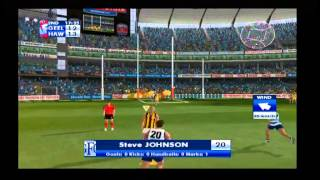 Game 41 - AFL Premiership 2005