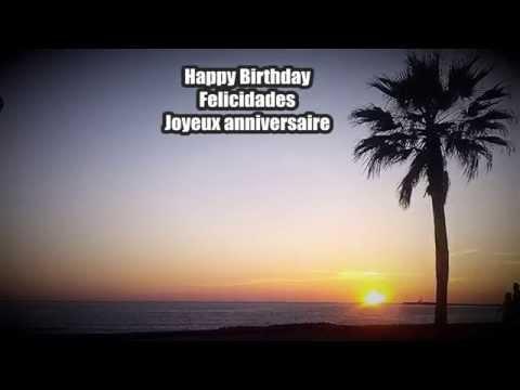 Happy Birthday Song Jazz  ~~missCostales ~~