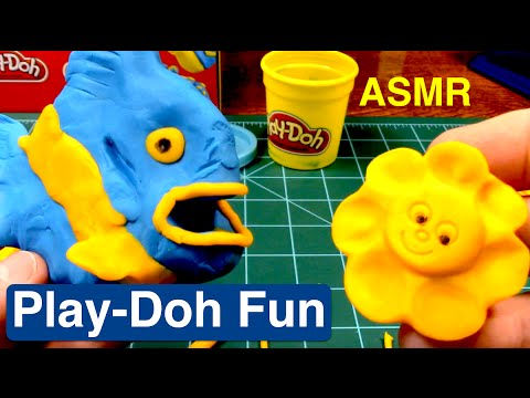 ASMR - Play-Doh