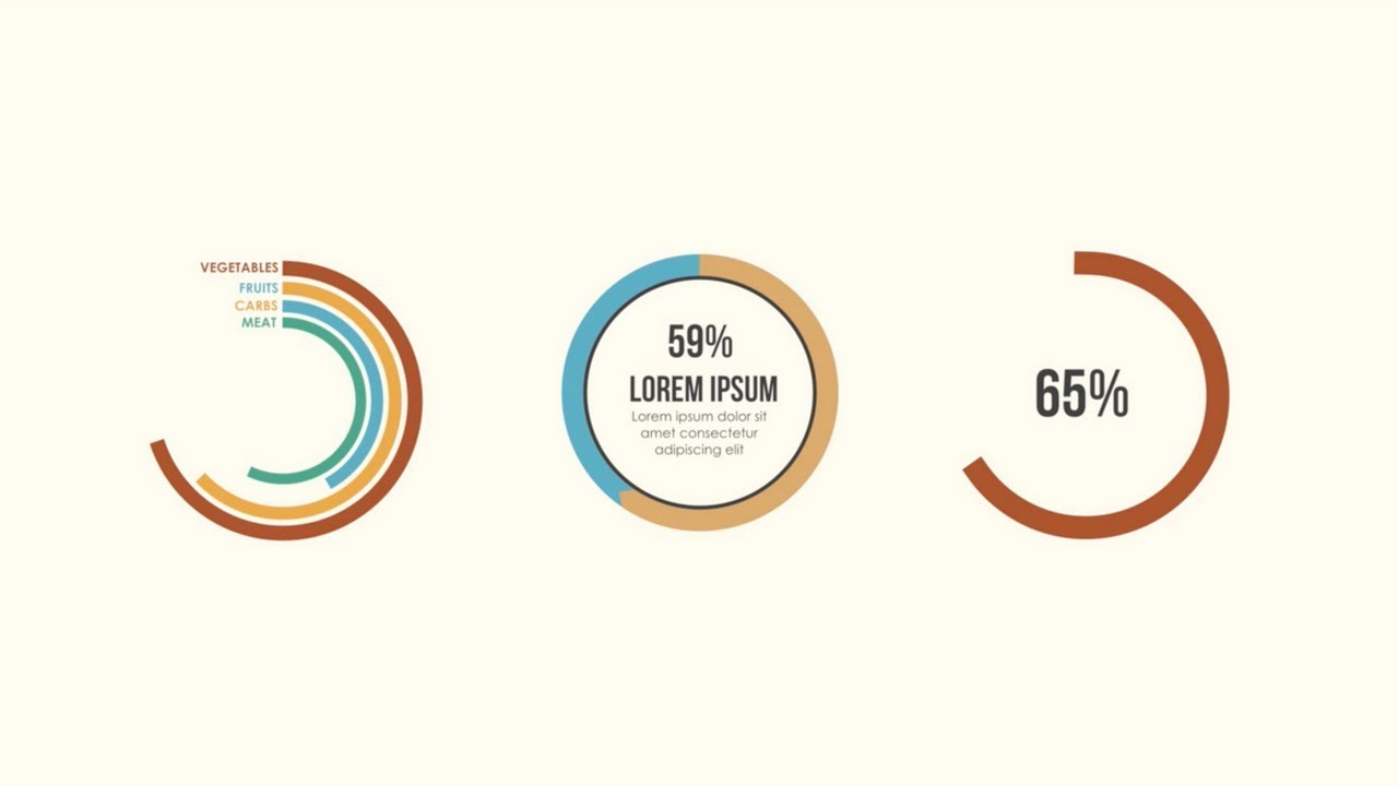 Infographics Pack - FCPX Templates