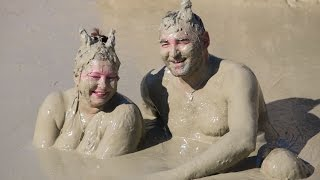 видео Грязевой вулкан на Азовском море: отдых с пользой для здоровья